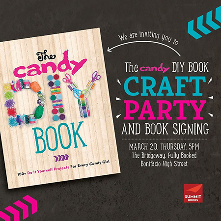 I Try DIY | The Candy DIY Book