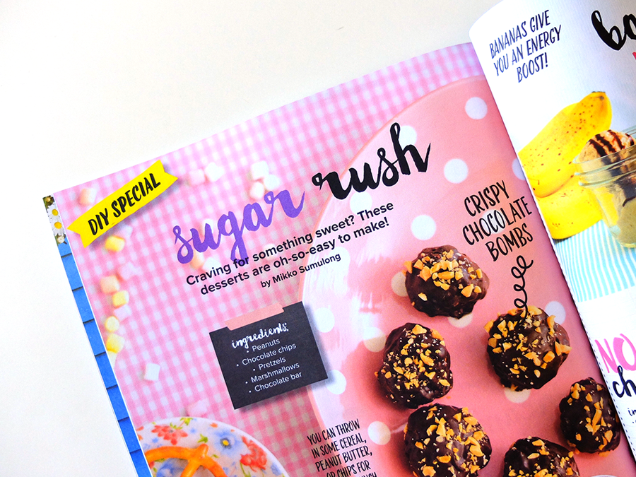 I Try DIY   Candy Magazine: Creative Corner DIY Special