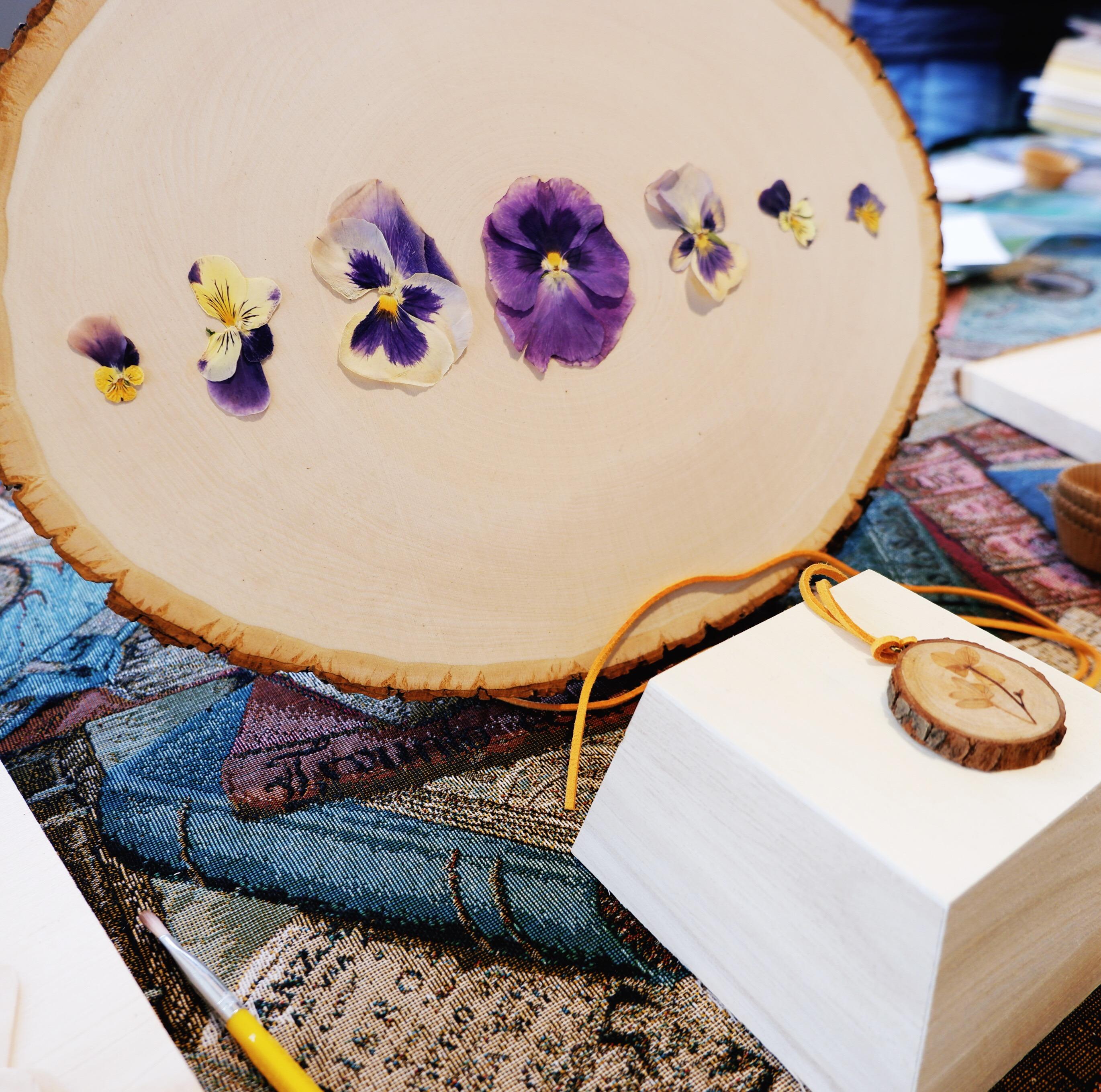 I Try DIY | Book Alert: Nature Art Workshop